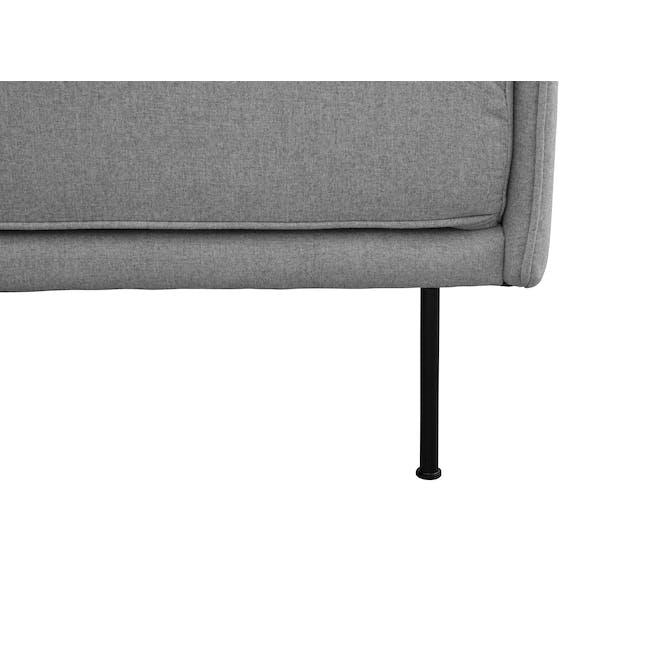 Emerson 3 Seater Sofa - Slate - 6