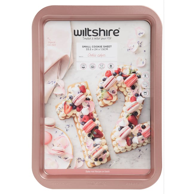 Wiltshire Rose Gold Cookie Sheet - 3