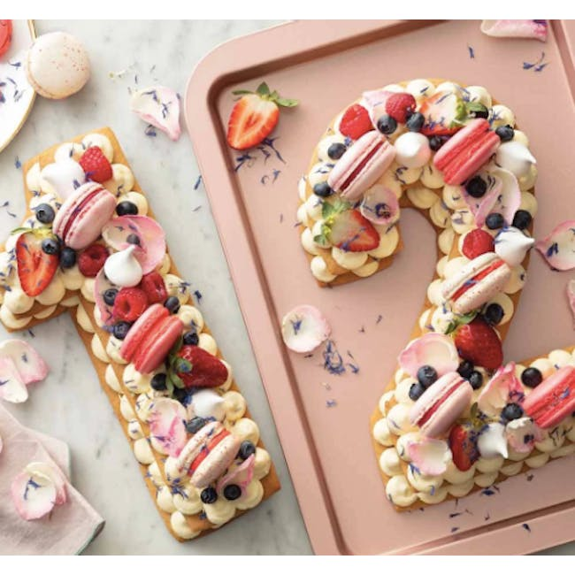 Wiltshire Rose Gold Cookie Sheet - 1