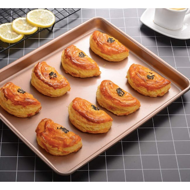 Wiltshire Rose Gold Cookie Sheet - 2