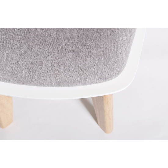 Malmo - Harold Bench 1m - Natural, Grey