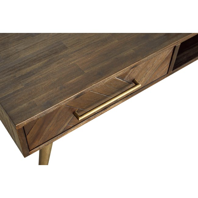 Cadencia Twin Drawer Coffee Table with Cadencia Side Table - 10