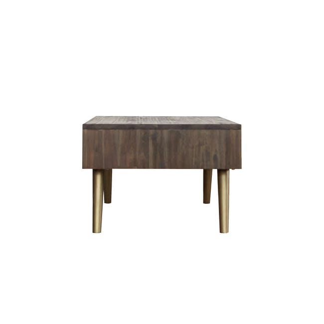 Cadencia Twin Drawer Coffee Table with Cadencia Side Table - 8