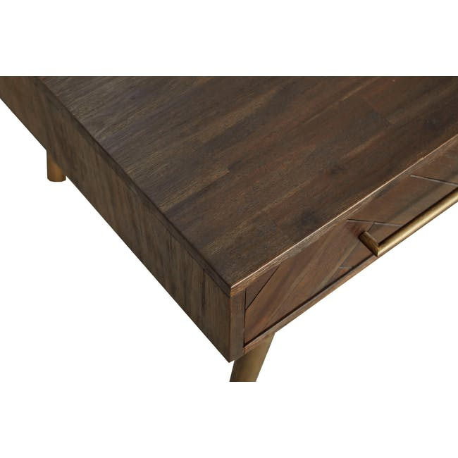 Cadencia Twin Drawer Coffee Table with Cadencia Side Table - 9