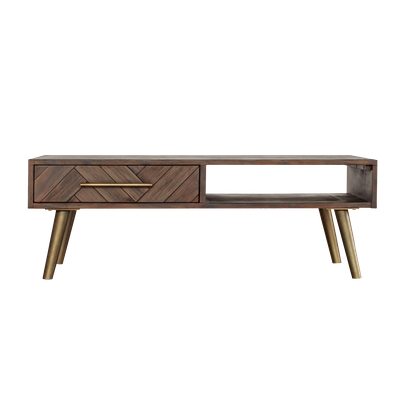 (As-is) Cadencia Drawer Coffee Table - 1 - Image 1