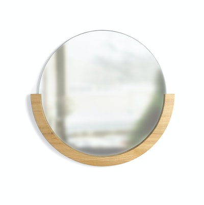 Mira Mirror - Natural - Image 1