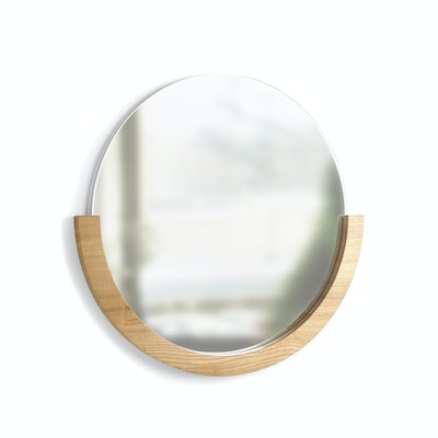 Mira Mirror - Natural - Image 2
