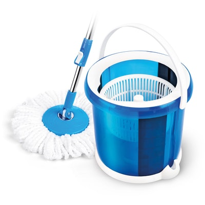 Lamart Circle Mop Set - Blue - Image 1