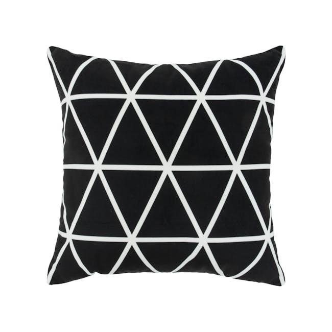 Geo Cushion Cover - Diamond - 0