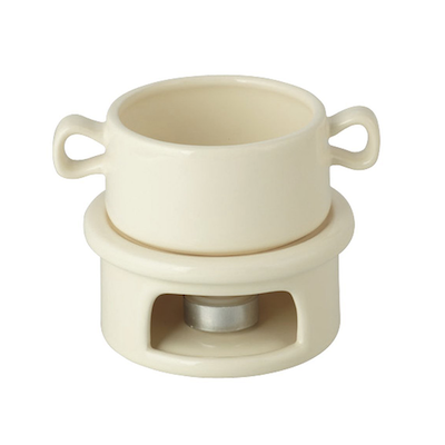 Kinto Cheese Fondue Set - White - Image 1