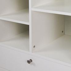 Sarah Storage Cabinet - Cream