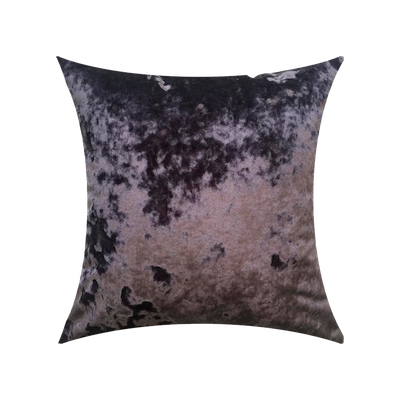VELVET Cushion Cover - Purple - Image 2