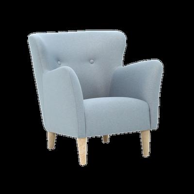 Cruiser Lounge Chair - Platinum - Image 1