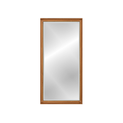 Scarlett Full-Length Mirror 70 x 170 cm - Oak - Image 1