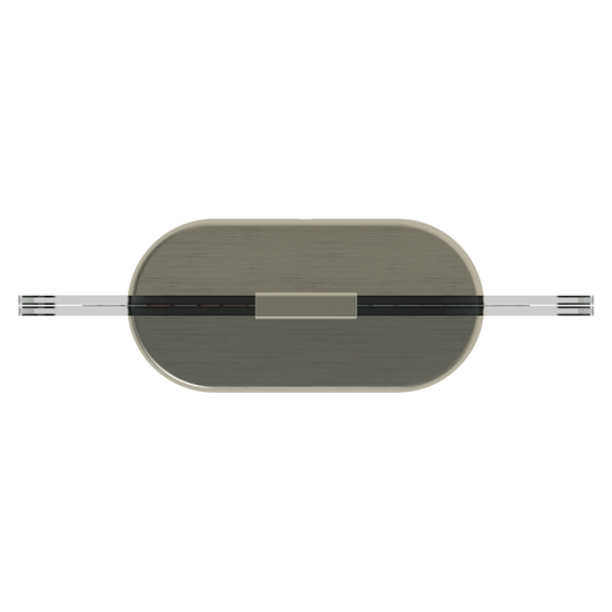 Umbra - Glo 5 x 7 Photo Display - Nickel