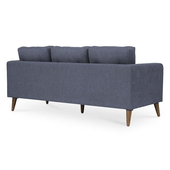 Bennett 3 Seater Sofa - Midnight - 3