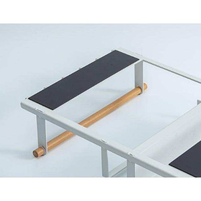 Cyril Magnetic Rack - Black - 3