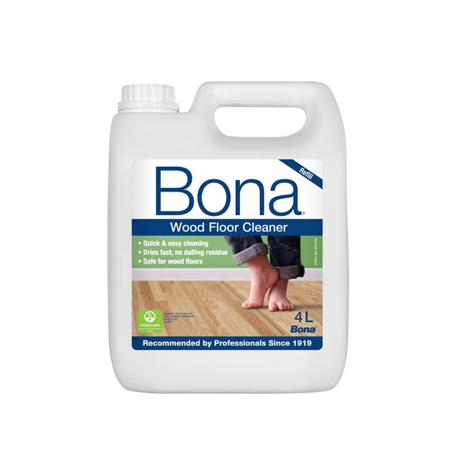 Bona Wood Floor Cleaner 4L - 0