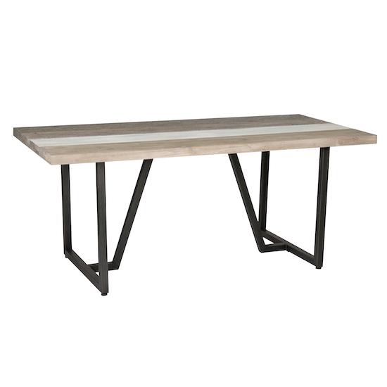 Xavier by HipVan - Xavier Dining Table 1.6m
