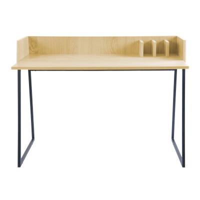Brittany Working Desk - Oak - Image 1