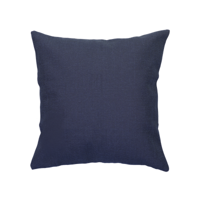 Throw Cushion - Navy - Image 1