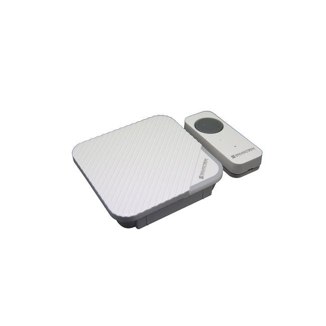SOUNDTEOH Battery Operated Wireless DoorBell DD-188 - 2