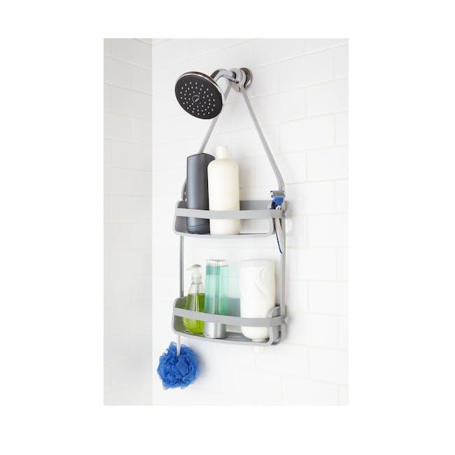 Flex Shower Caddy - Grey - 1
