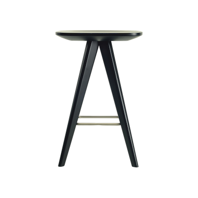 Freya Counter Stool - Dust Blue Lacquered - Image 2