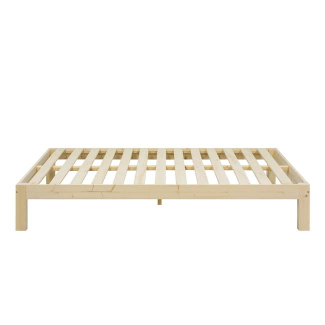 Katana Queen Headboard Bed - 6