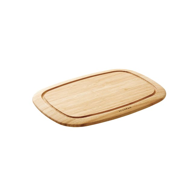 SCANPAN Bamboo Cutting Board (2 Sizes) - 1