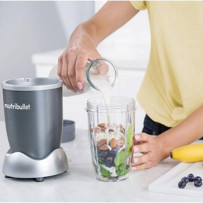 NutriBullet 600W Personal Blender - Grey - 4