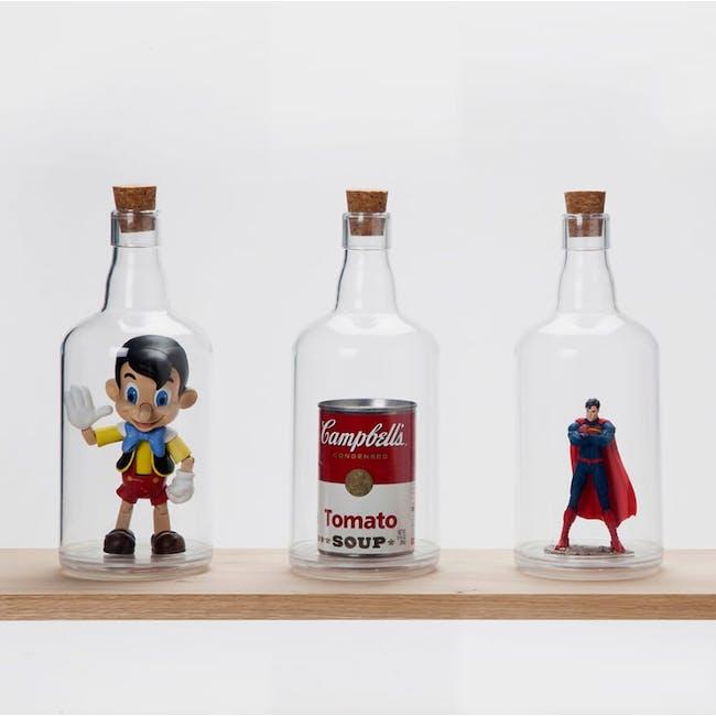 PELEG DESIGN Impossible Bottle Display Case - 1