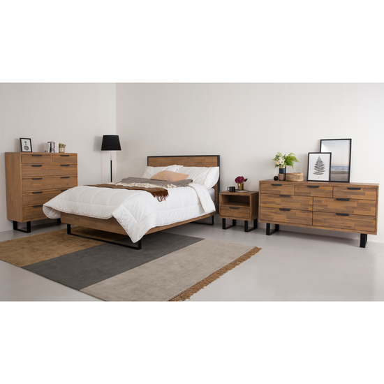 FYND - Dakota 6 Drawer Chest 1m