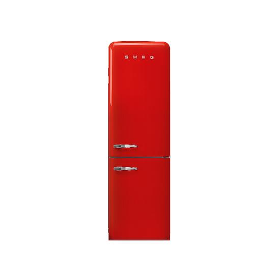 SMEG - Smeg FAB32 2-Door Refrigerator 323L - Red