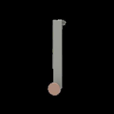 Over the Door Hooks Medium - Blush - Image 1