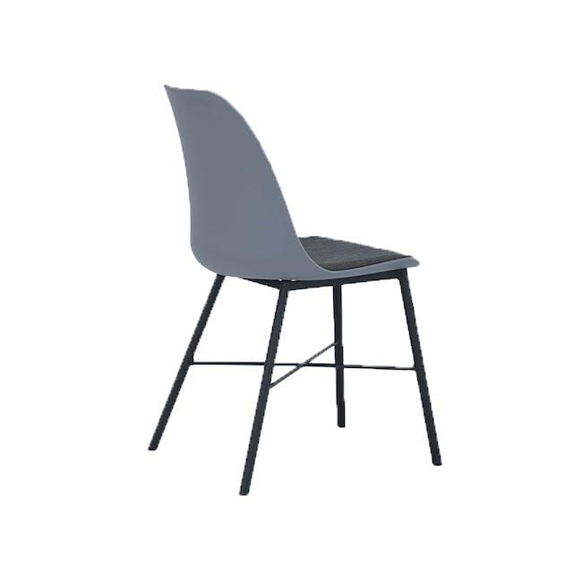 Denver Dining Chair - Grey - 2