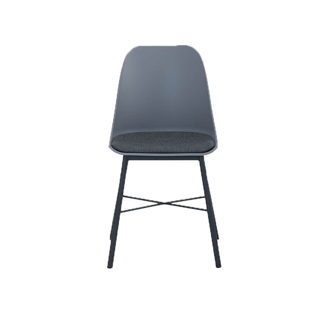 Denver Dining Chair - Grey - 1