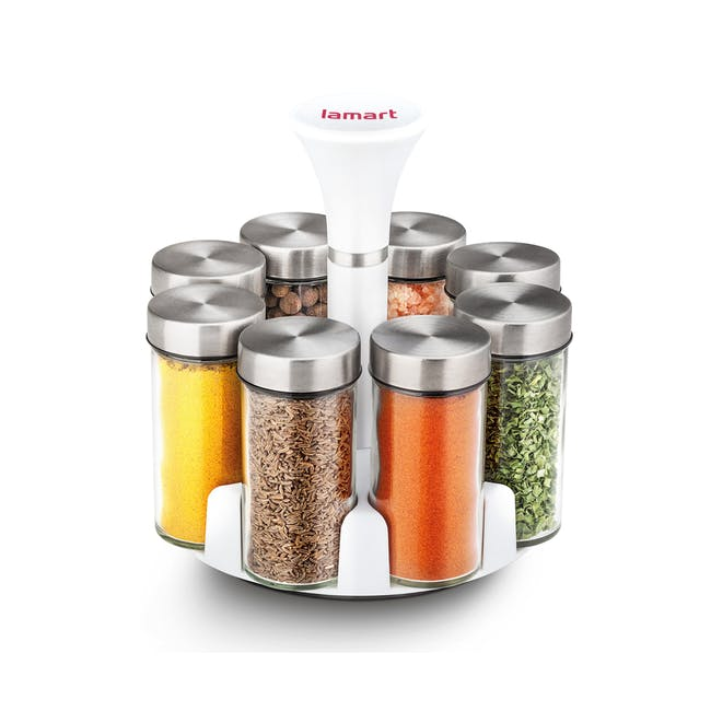 Lamart Spice Jar (Set of 8) - 0