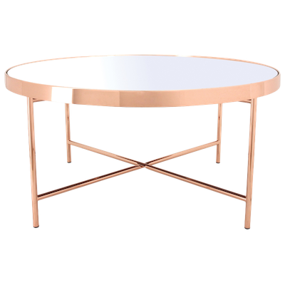 (As-is) Xander Mirror Coffee Table - 1 - Image 1