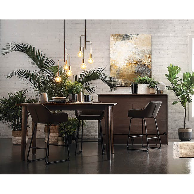 Tilda Counter Table 1.5m - 6