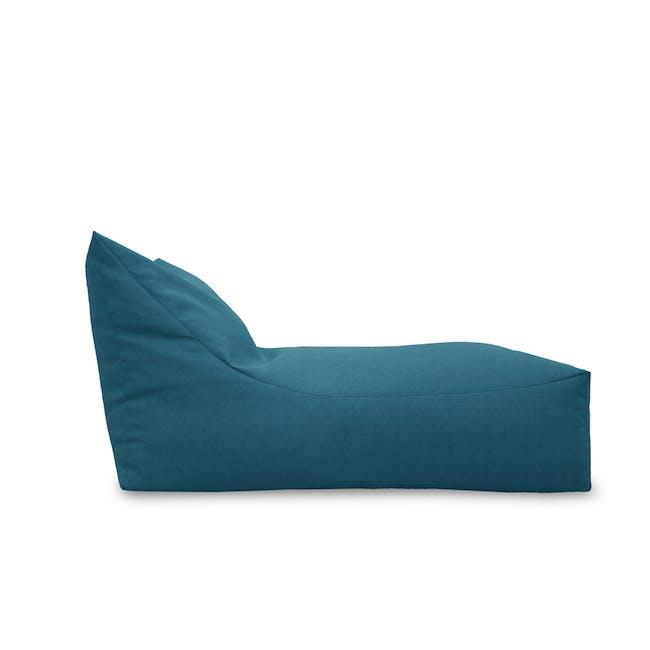 Daisy Bean Bag - Blue - 1
