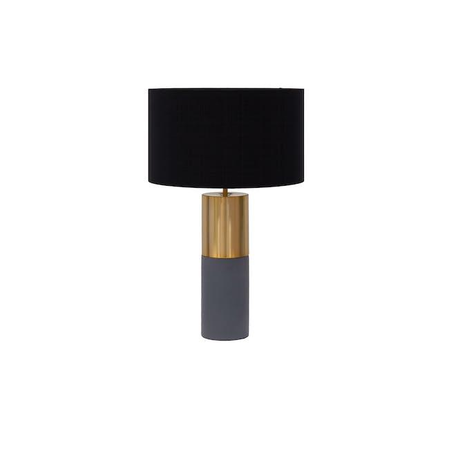 Aiden Table Lamp - Brass - 0
