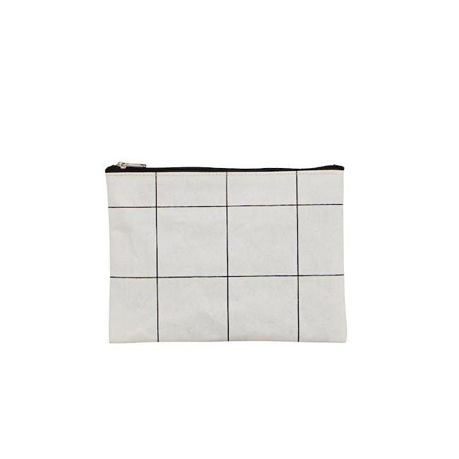 Squares Makeup Bag - 0