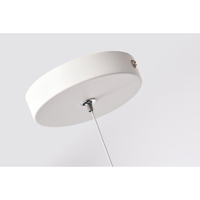 Thora Bar Pendant Lamp  - White - 3