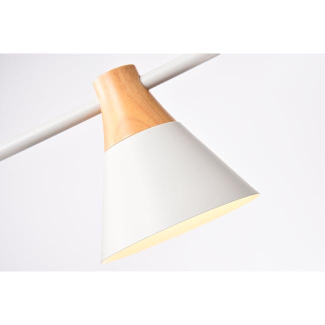 Thora Bar Pendant Lamp  - White - 1