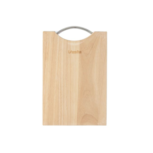 Wooden Cutting & Serving Board - Small - 0