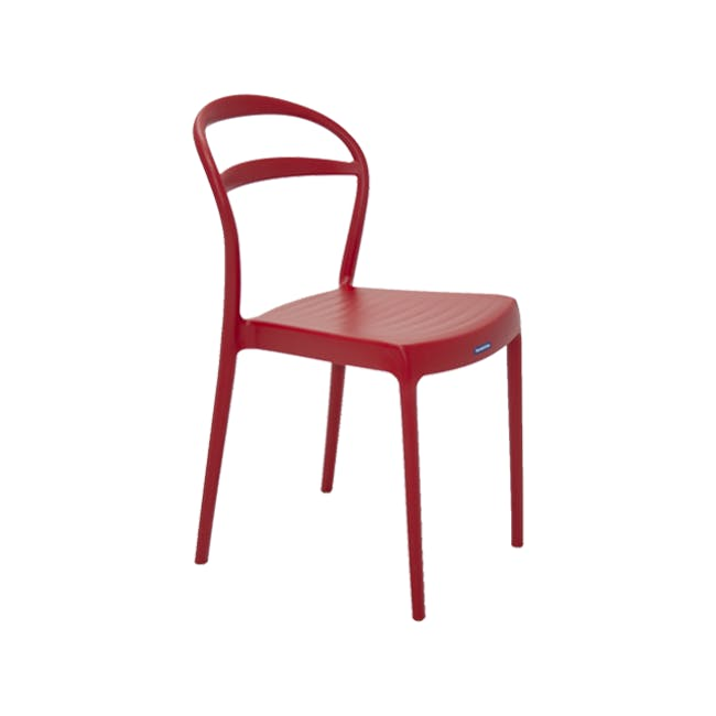 Sissi Chair Backrest - Red - 0