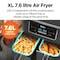 Ninja Foodi Dual Zone Air Fryer - 8