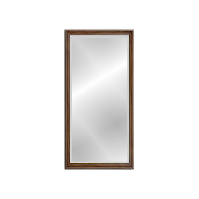 Scarlett Full-Length Mirror 70 x 170 cm - Walnut - Image 1