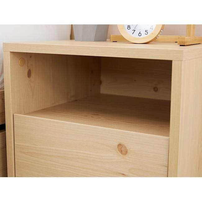 Syndy Bedside Table - 4